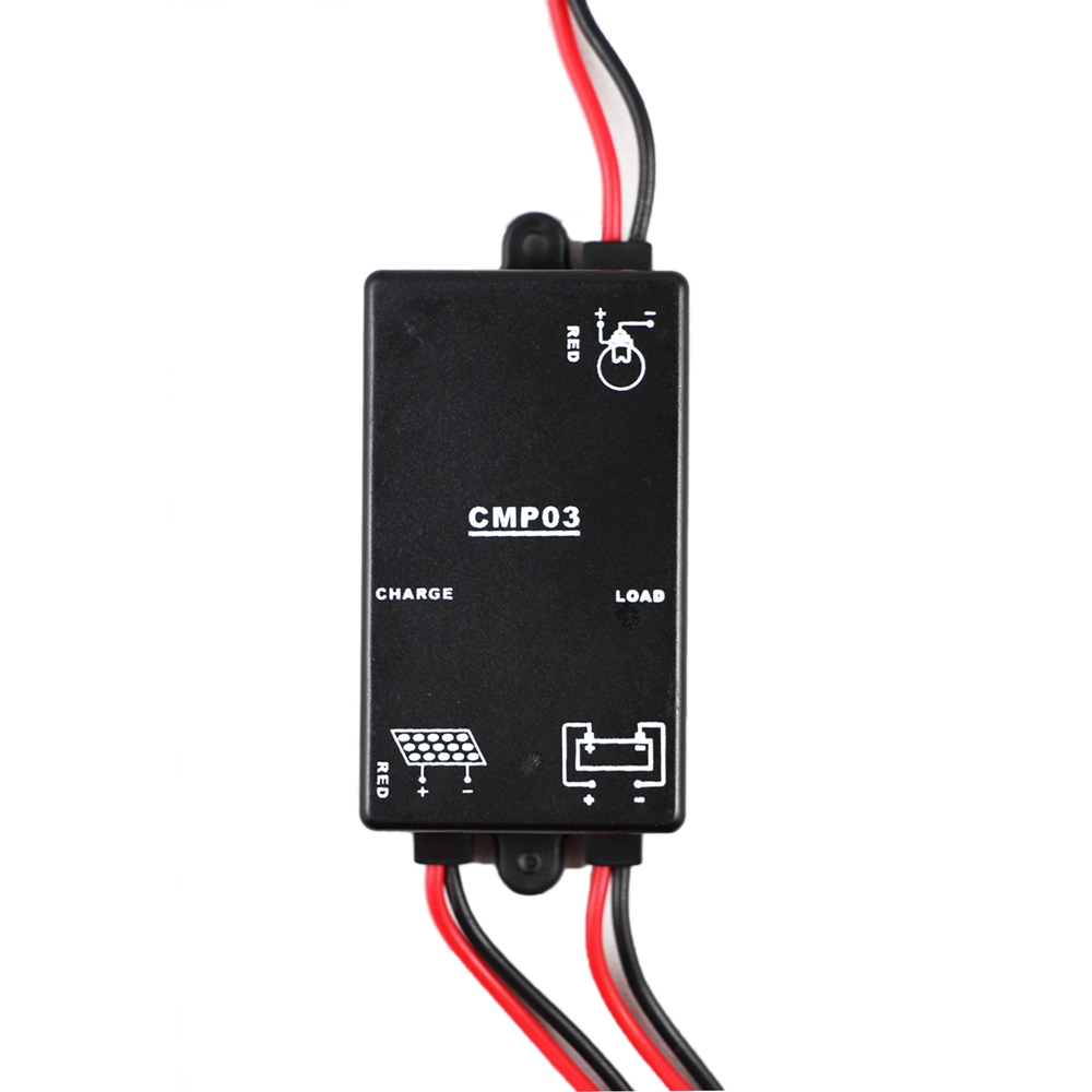3A 6V Solar Charge Controller